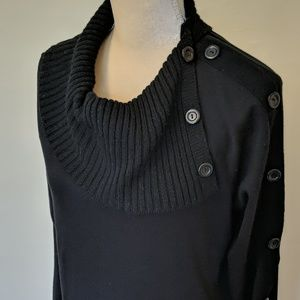 Lane Bryant Cowl Neck sweater dress